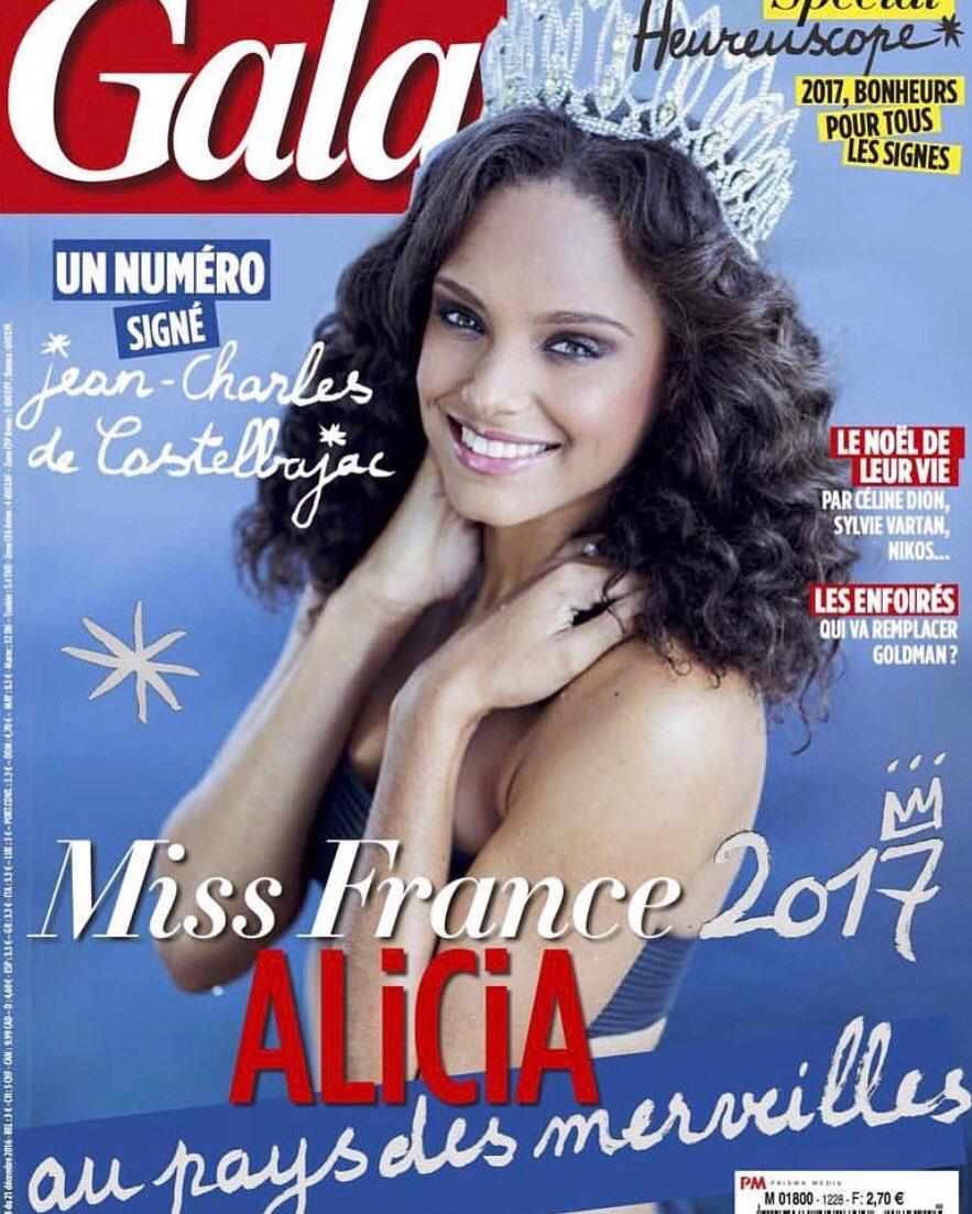 Le merveilleux noel d'Alicia #MissFrance2017 #Shooting #Miss #Beauté #Gala