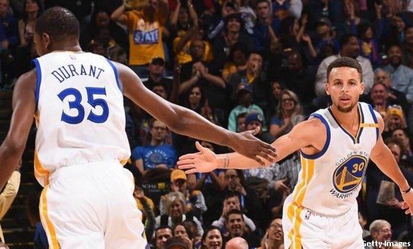 【影片】別再問誰是球隊老大!Curry