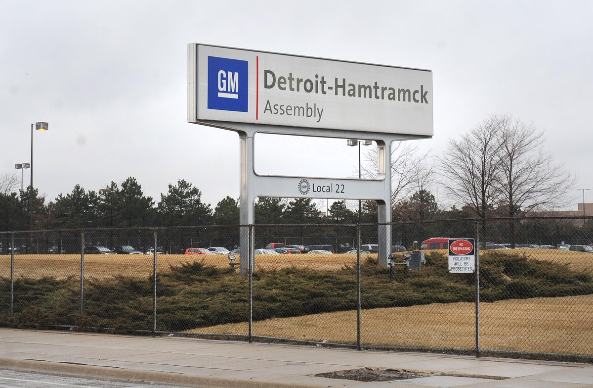 gm lays off shift workers at detroit assembly plant baaz gm to cut second shift 1 300 jobs at detroit hamtramck assembly plant t co d25m4ev4by t co fvzguknq6m