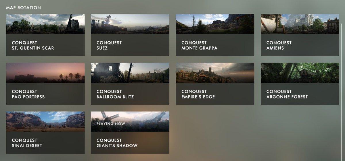 bf1 maps list