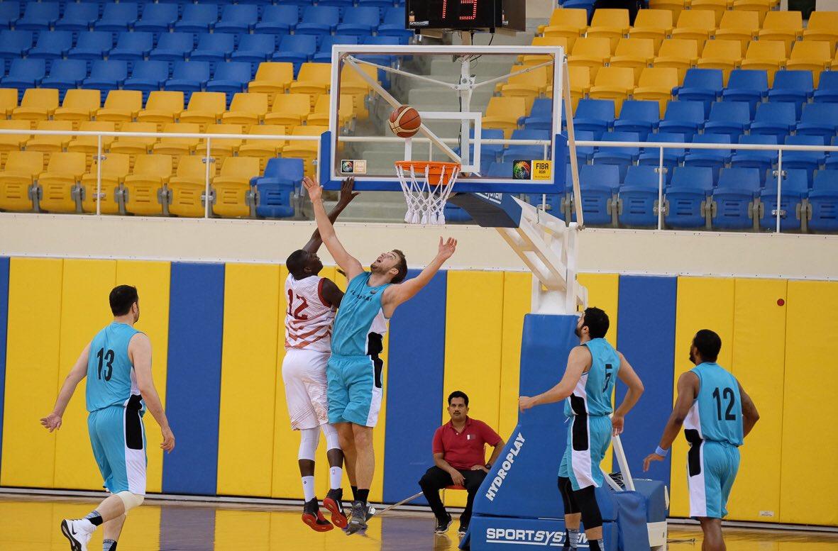 Qatar SC and Al Arabi victorious in Qatar Basketball League