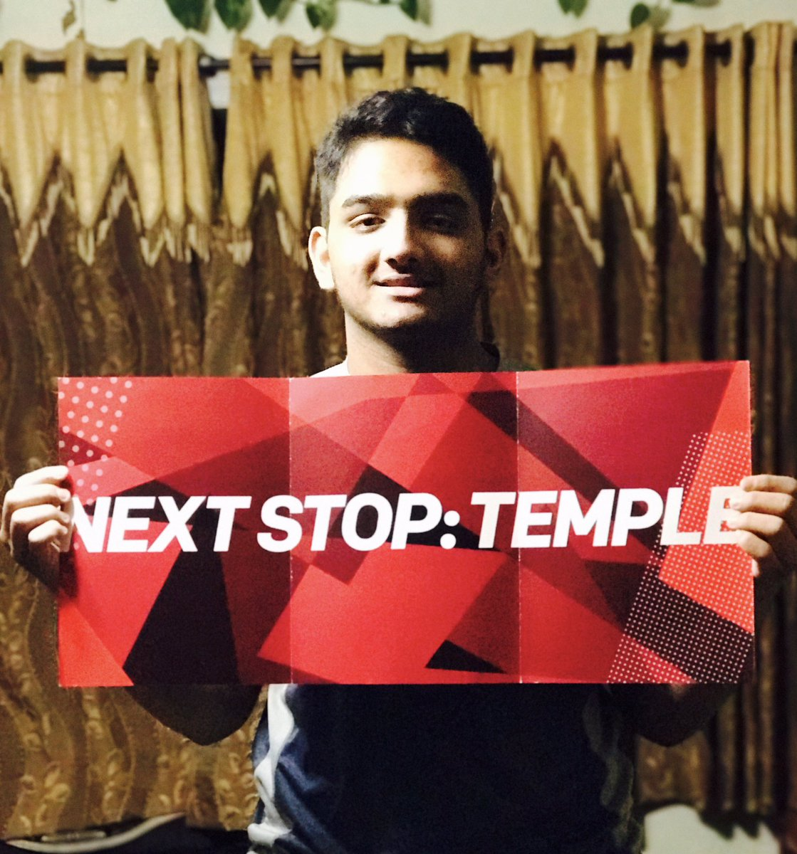 Temple Welcomes harishp499