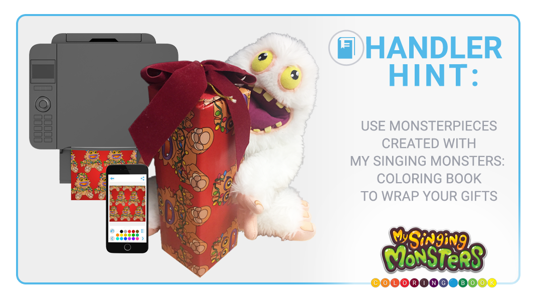 My Singing Monsters On Twitter Need A Crafty Way To Wrap Your
