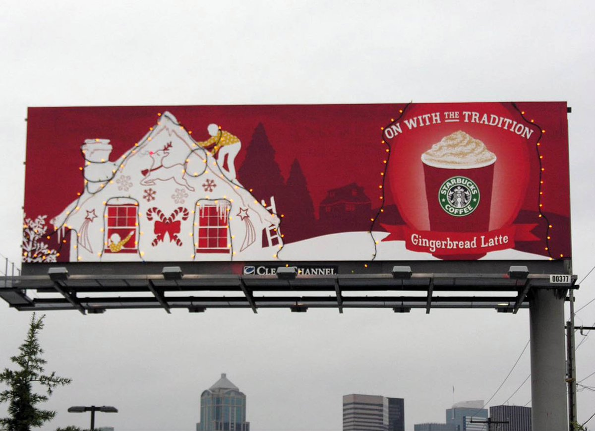 Atomic Props On Twitter Holiday Billboards Are Our