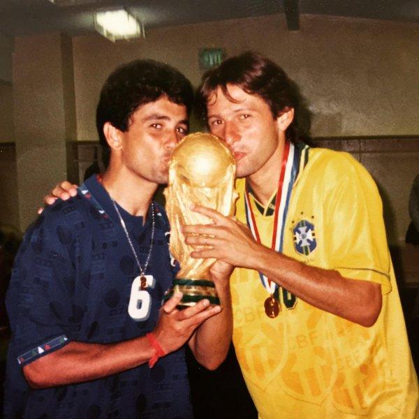 Image result for 1994 world cup Leonardo