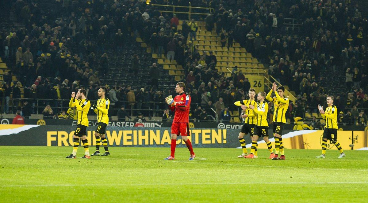 Bvb Frohe Weihnachten.Borussia Dortmund On Twitter Trotzdem Frohe