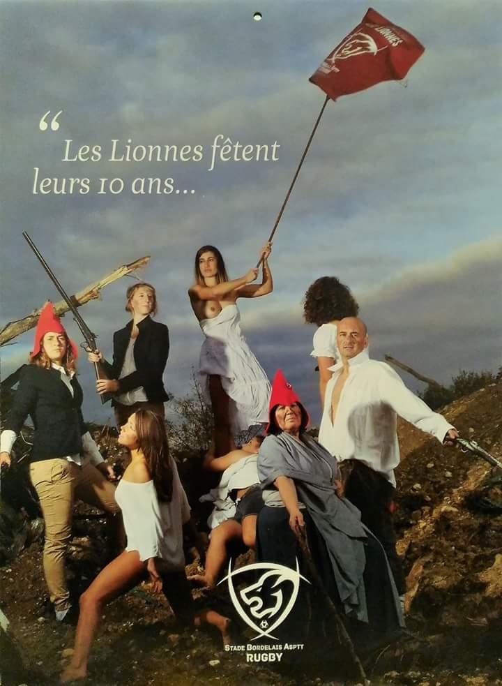 Lionnes 2016-2017 : la remontée puis la fusion ? - Page 2 C0KDB-GWQAAdgRX