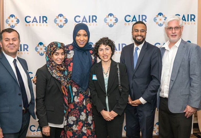 Image result for CAIR atlanta 2017
