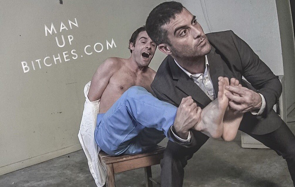 Catching A Spy With Cameron_kincade Coming Soon To Manupbitches Com We Have Ways Of Making You Talk Tickling Cbt Blowjobspic Twitter Com