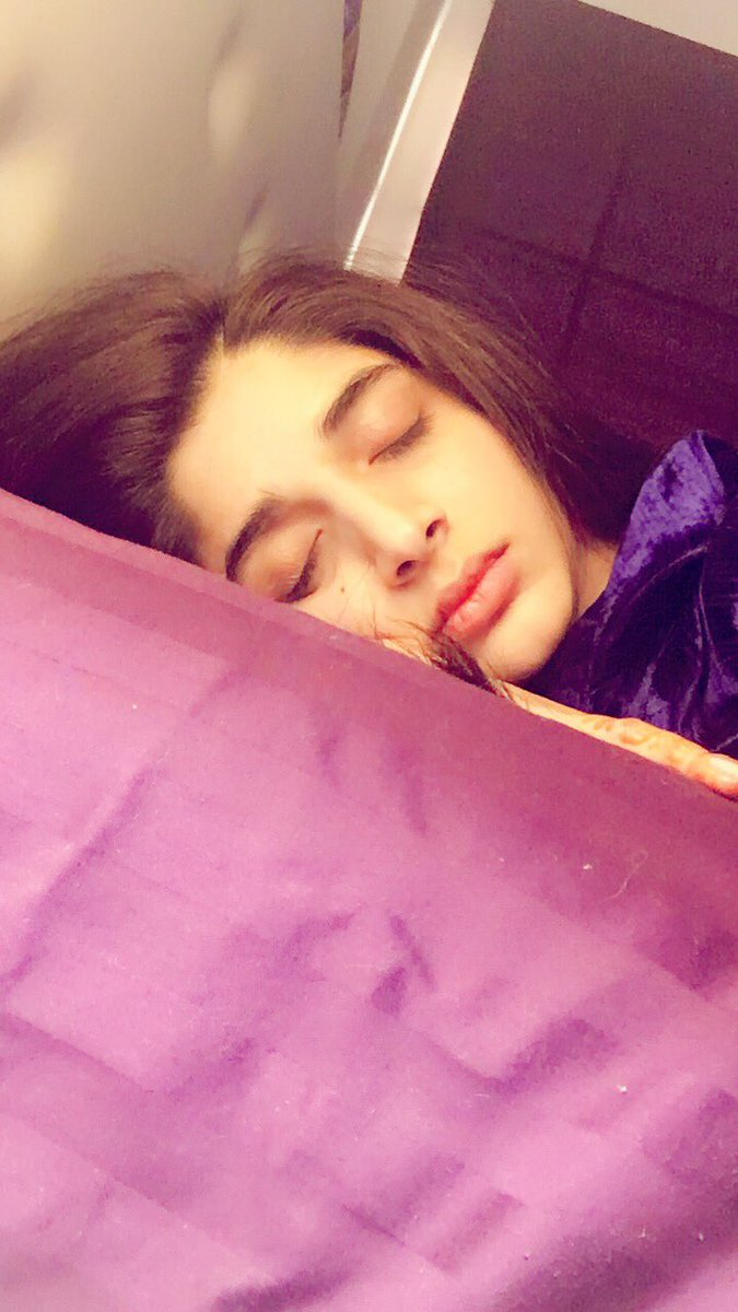 Image result for mawra sleeping