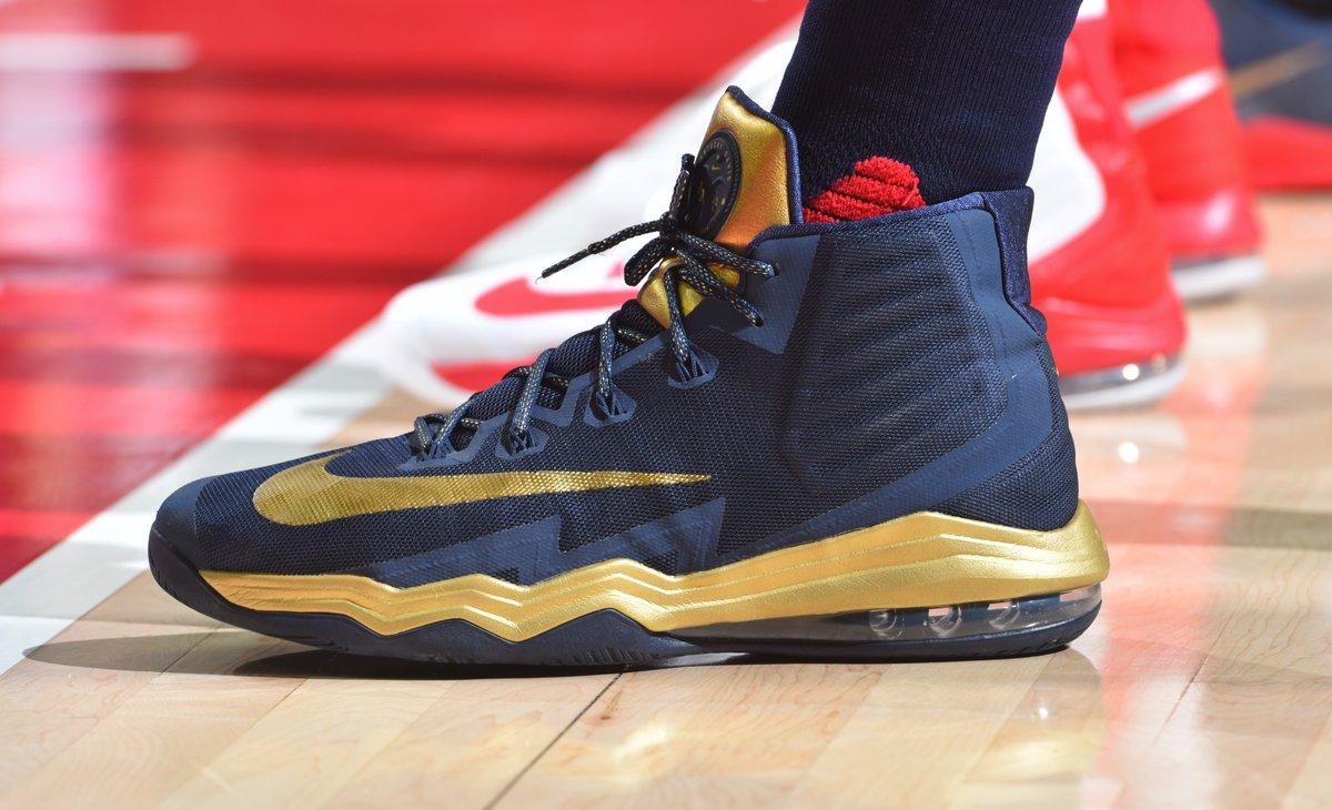 B R Kicks On Twitter Anthony Davis In The Nike Air Max