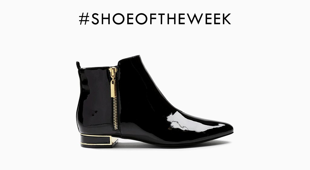RT to #WIN our #ShoeOfTheWeek: these Patent Pixie Boots £40 https://t.co/CoyvKNXnNW  T&Cs: https://t.co/1f1qbWf3kg