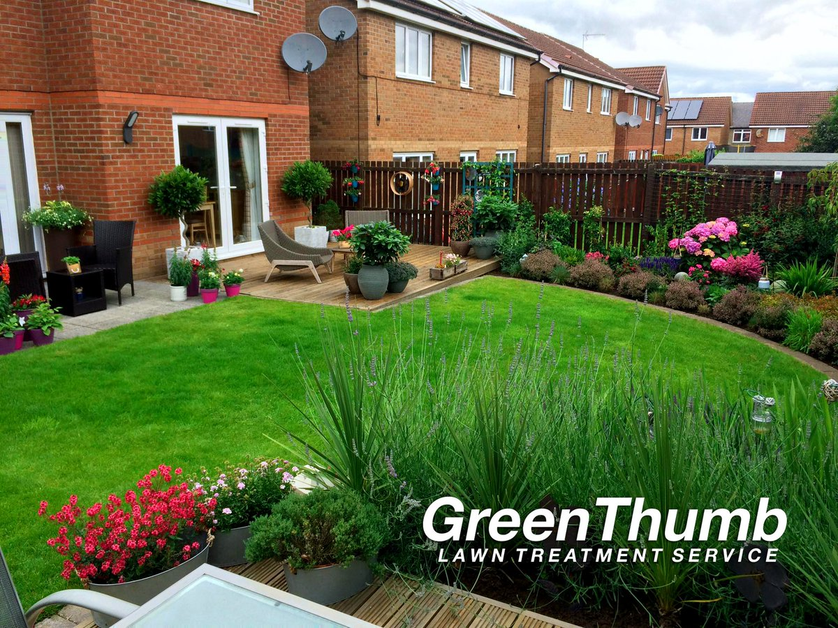 Simply excellent green thumb lawn maintenance share your