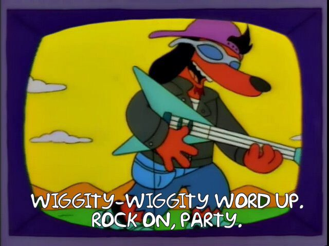 """bobby on Twitter: """"why does every startup talk to their customers like poochie the rockin' dog… """""""