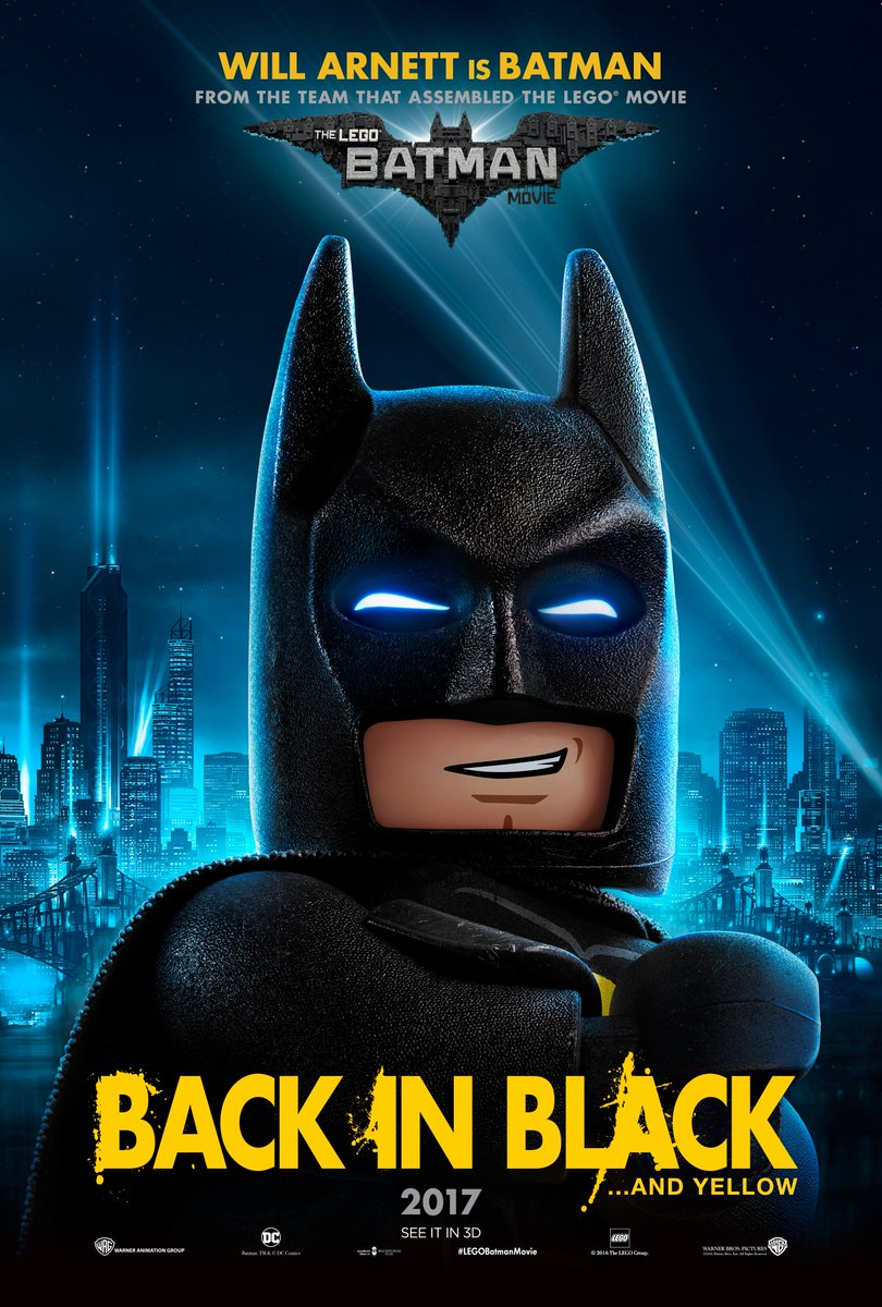 Preview Film The LEGO Batman Movie 2017 New Kid On The Blog