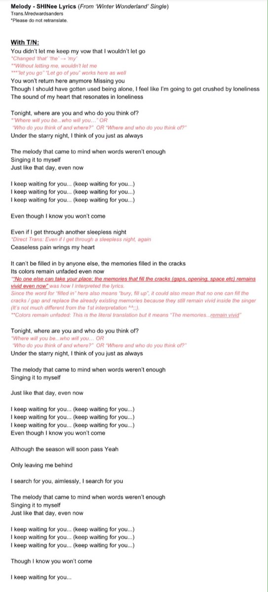 Lyric day n night lyrics : 🍯🐝 on Twitter: