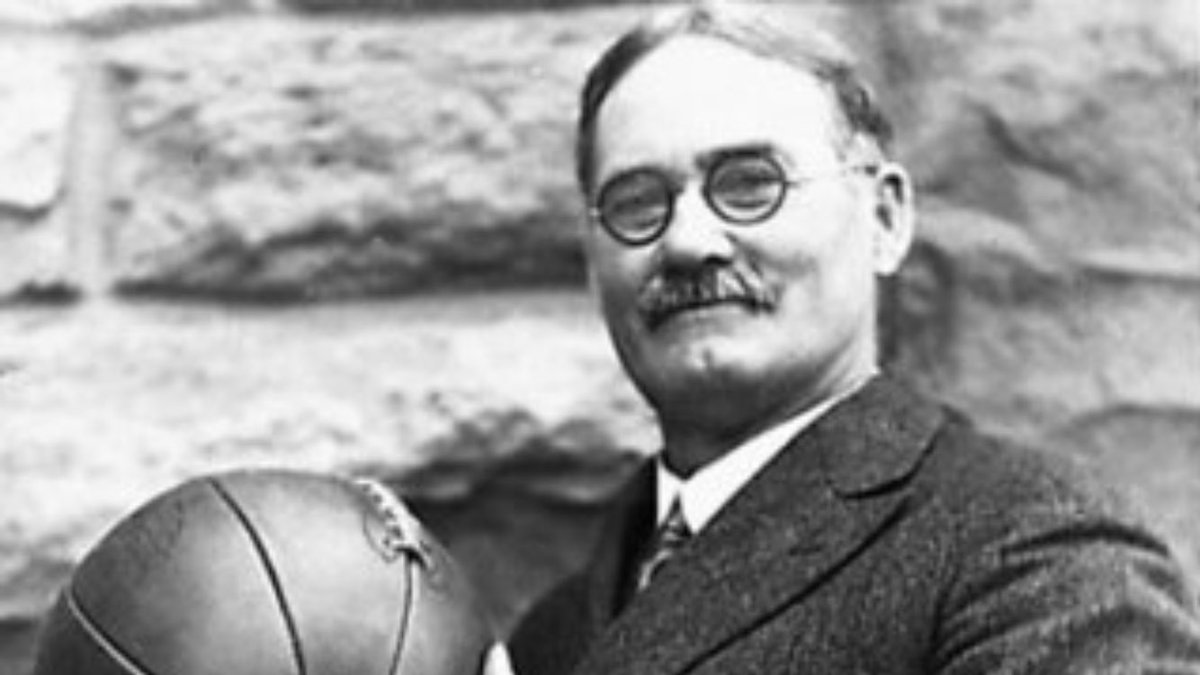 125 years ago today the beautiful game of #basketball was invented. Thank you, Dr. James Naismith. https://t.co/MHdy9Ogo7e