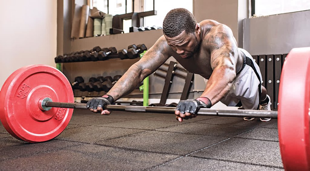 muscular endurance Improve your strength and achieve optimal muscle tone with this workout.
