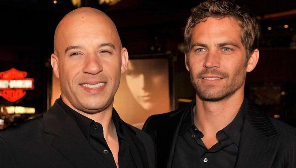 Instagram: Vin Diesel ricorda l'amico Paul Walker con un messaggio commovente