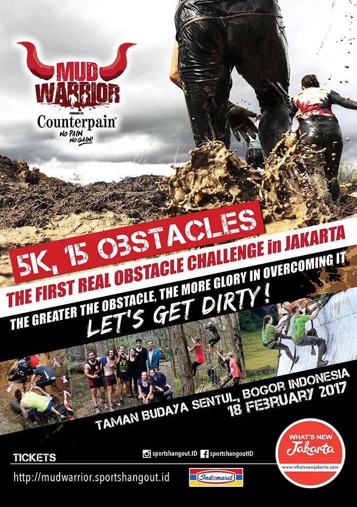 Mud Warrior 2017