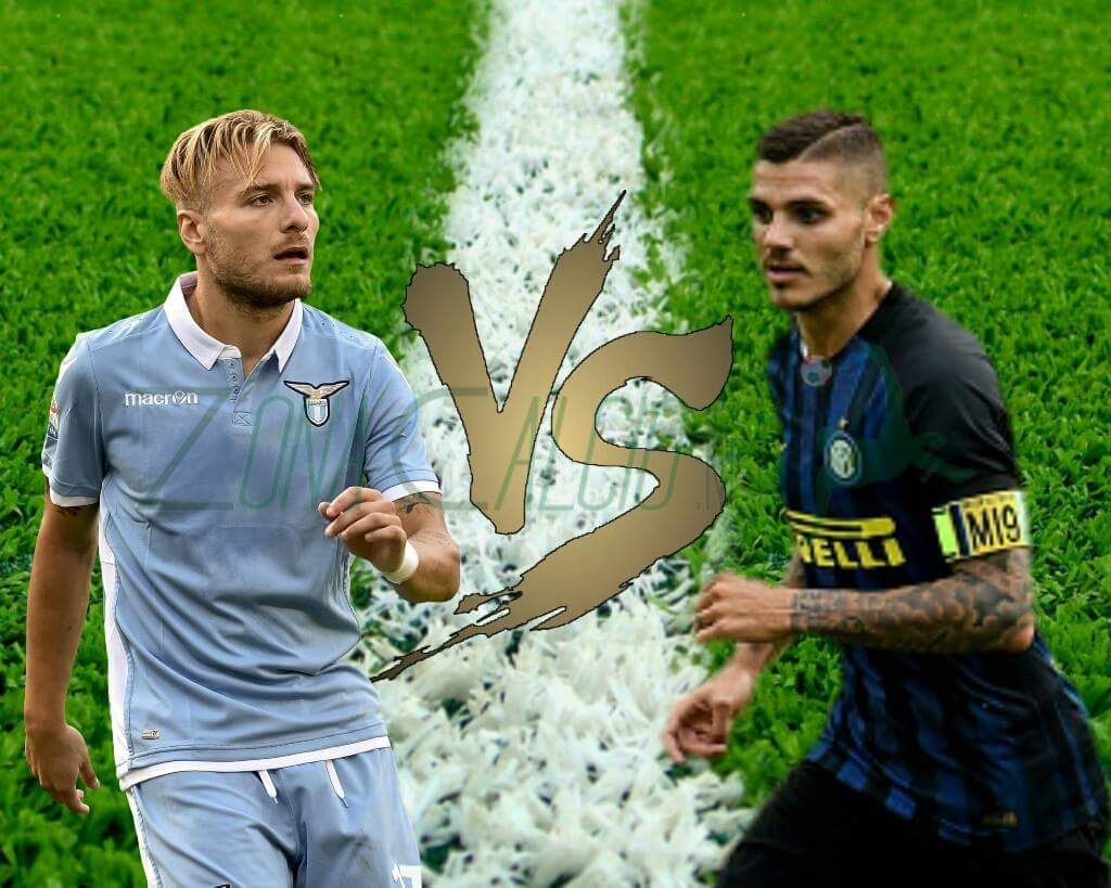 LAZIO-INTER Streaming: info YouTube Facebook, dove vederla gratis con PC iPhone Tablet TV