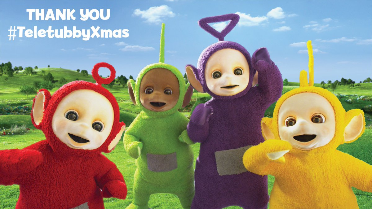 Teletubbies On Twitter Time For Tubby Bye Bye Thanks For All Your