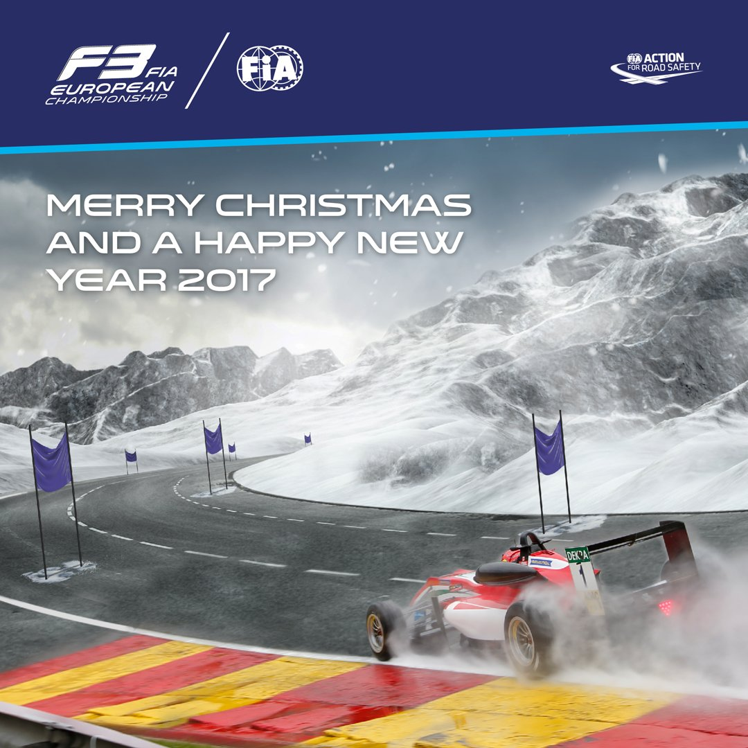 Merry Christmas and a happy New Year from everyone at #FIAF3!