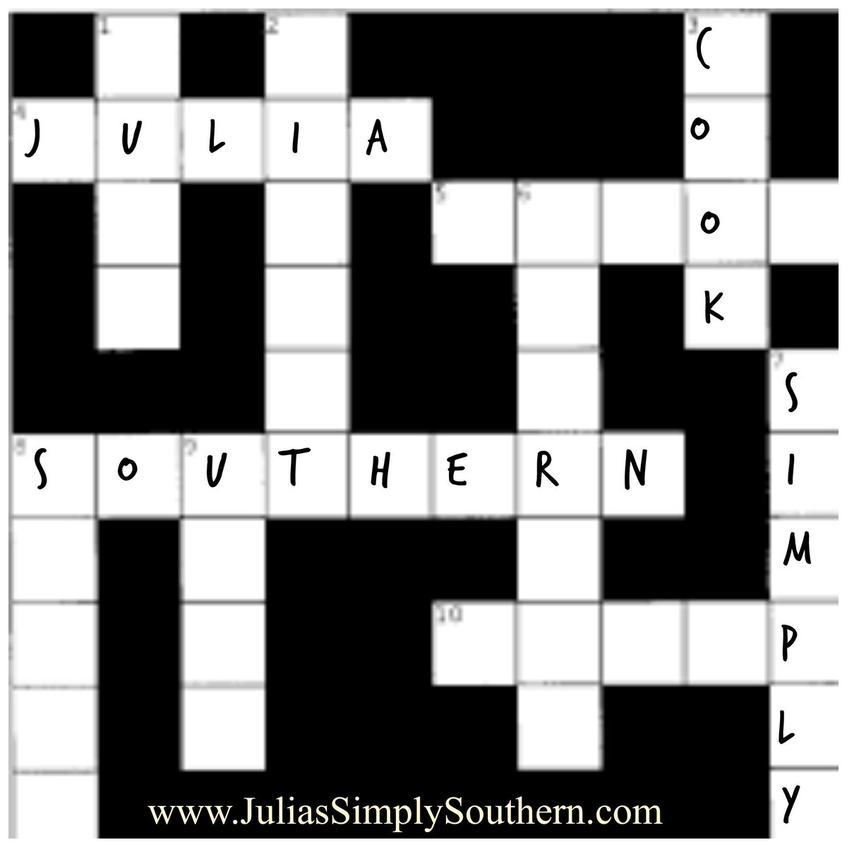 Are you a fan of crossword puzzles? It's #crosswordpuzzleday ✏️