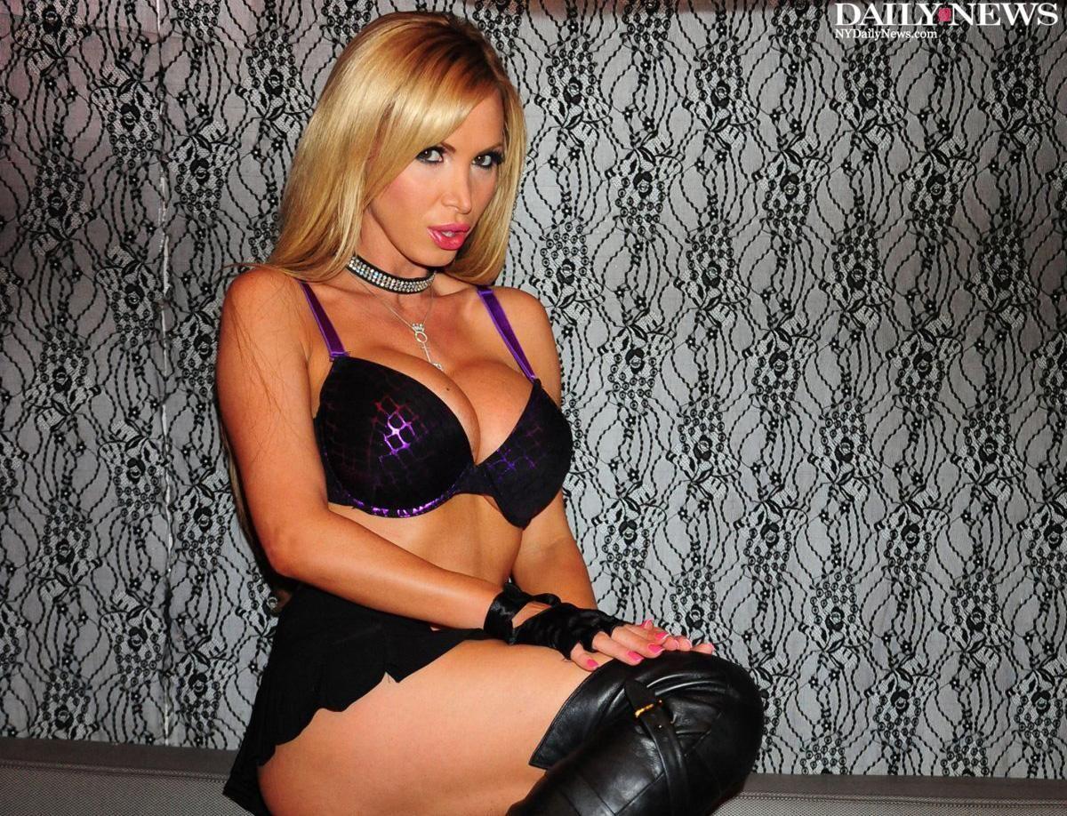 Nikki benz new porn