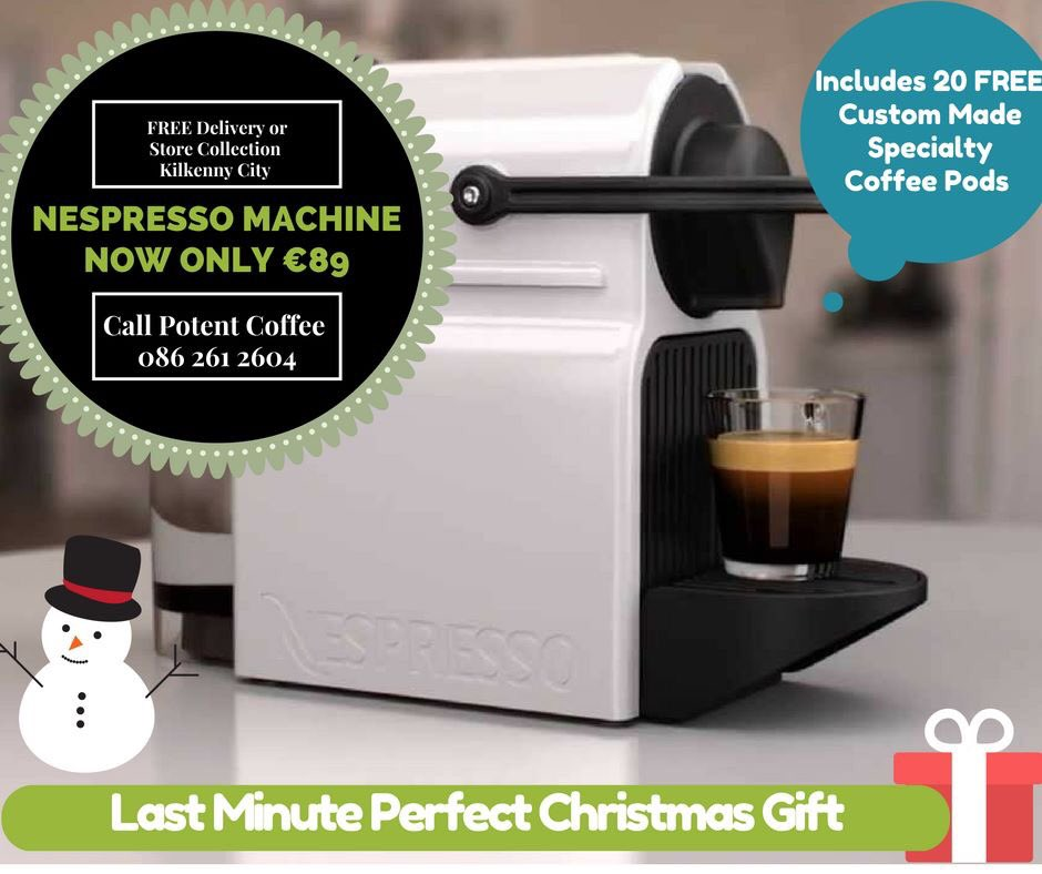 Nespresso Machine Blocked - Best Machine 2017