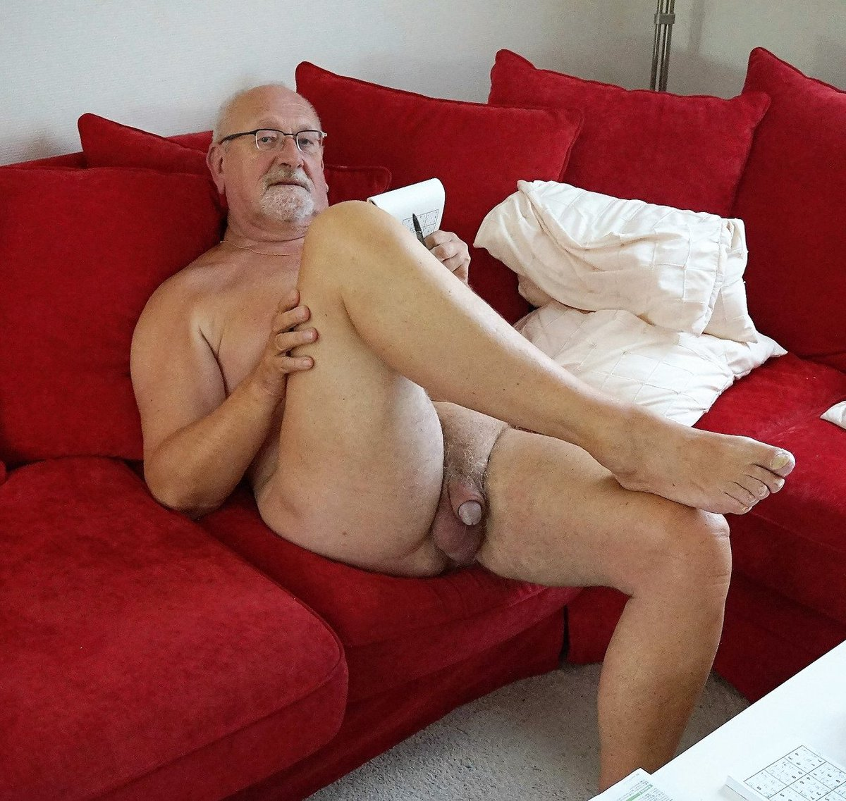 Bear Gay Maduros click full video #grandpa #gay #daddy #gaybear เก no twitter