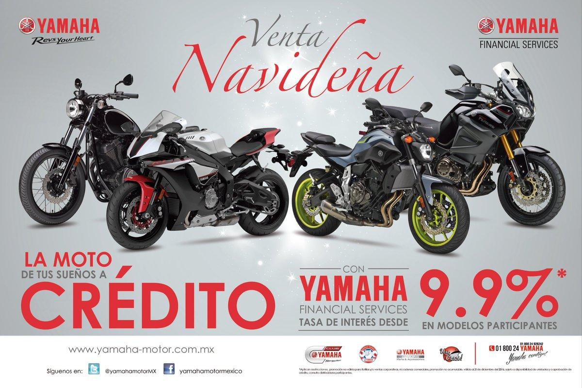 Yamaha motos méxico