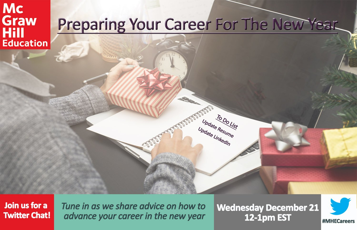 Thumbnail for #MHECareers: Preparing Your Career for the New Year