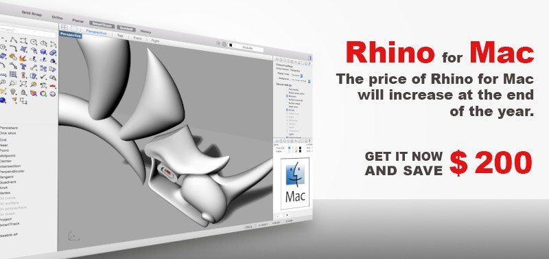 rhinoformac hashtag on Twitter