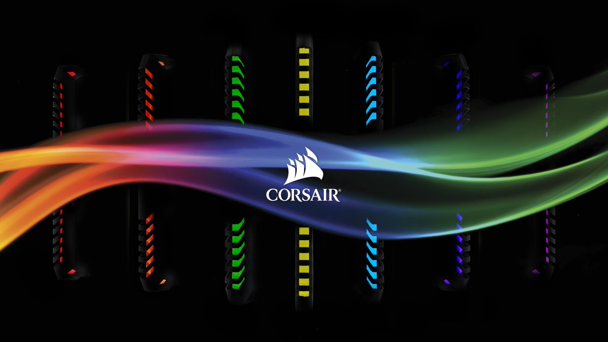 """Corsair Wallpaper: CORSAIR On Twitter: """"There Was So Much Excitement For Our"""