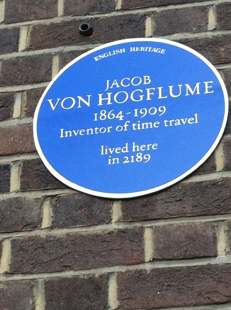 Still my favourite blue plaque https://t.co/5ctDppyUxe