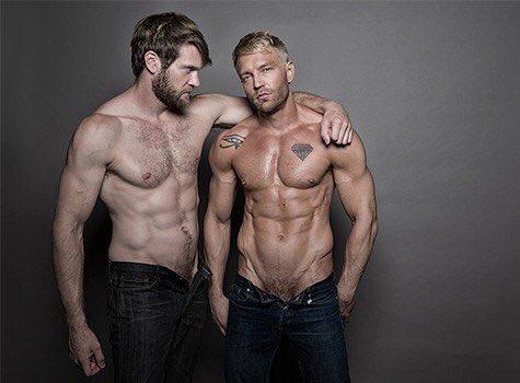 CockyBoys - Tayte Hanson, Brock Banks - ScallyGuy