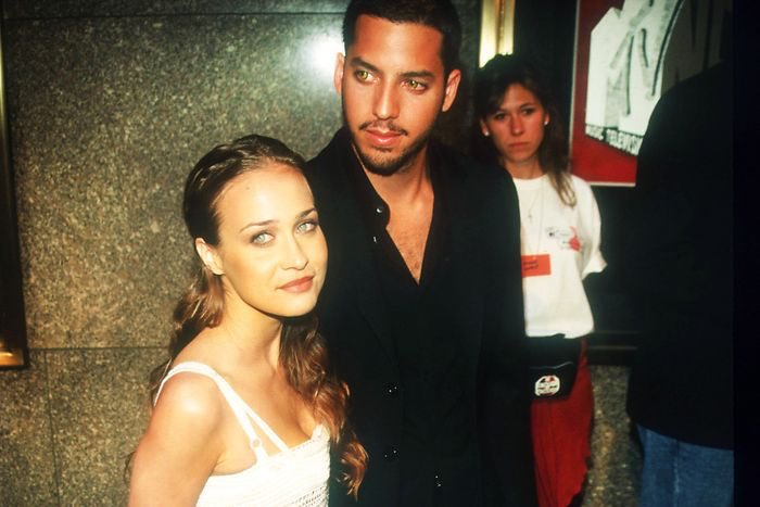 David blaine dating fiona apple