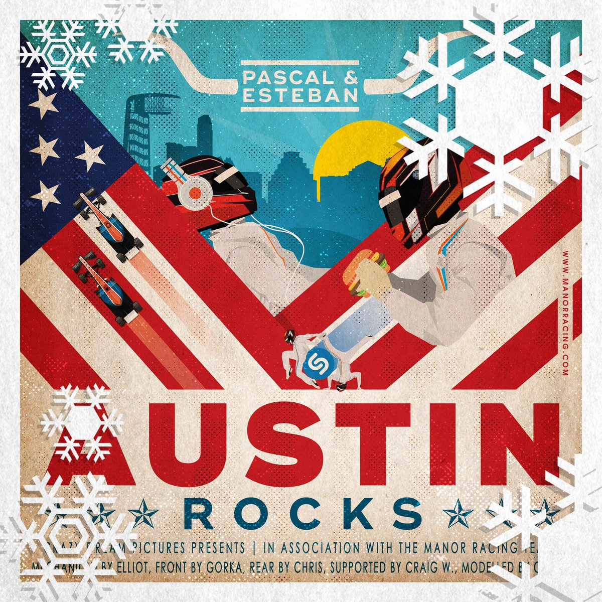 The 21st Race Poster in our 24-poster collection. We know we say this about all of them but we really liked this one #USGP @circuitamericas https://t.co/ROytVlDTTV