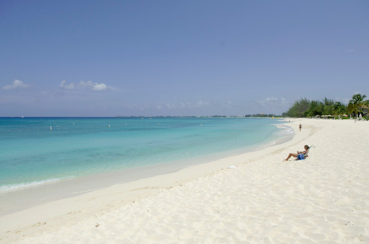 Direct Flight To The Cayman Islands