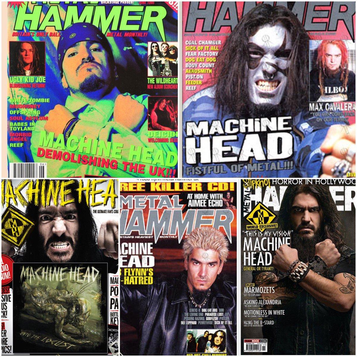 Machine Head On Twitter Donate To Metal Hammer 70 Staff