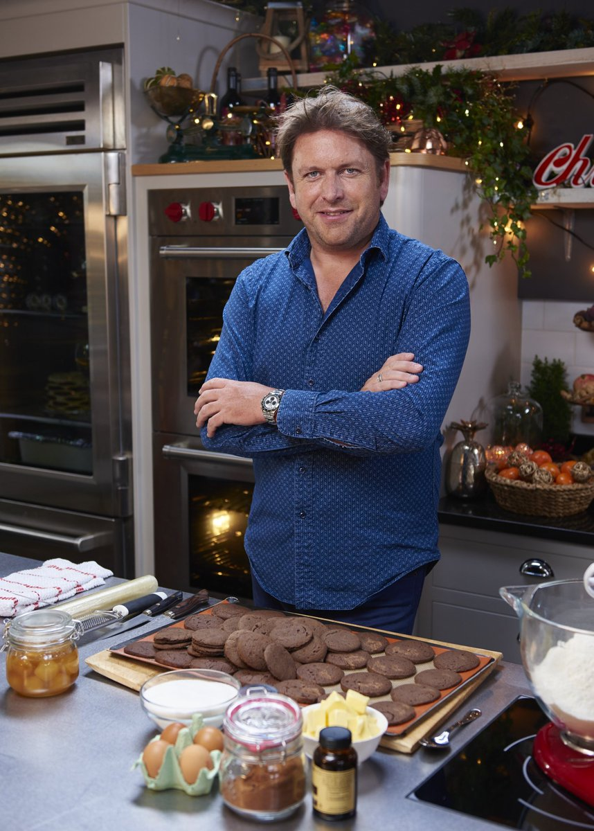 James Martin Food Network Christmas