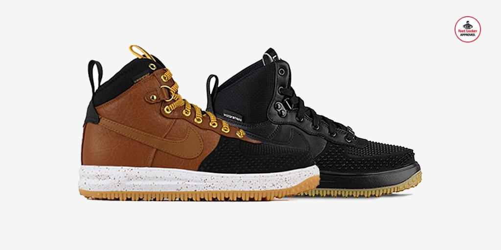 e7519db2168efe winter ready the grade school nike lunar force 1 duckboots are in stores