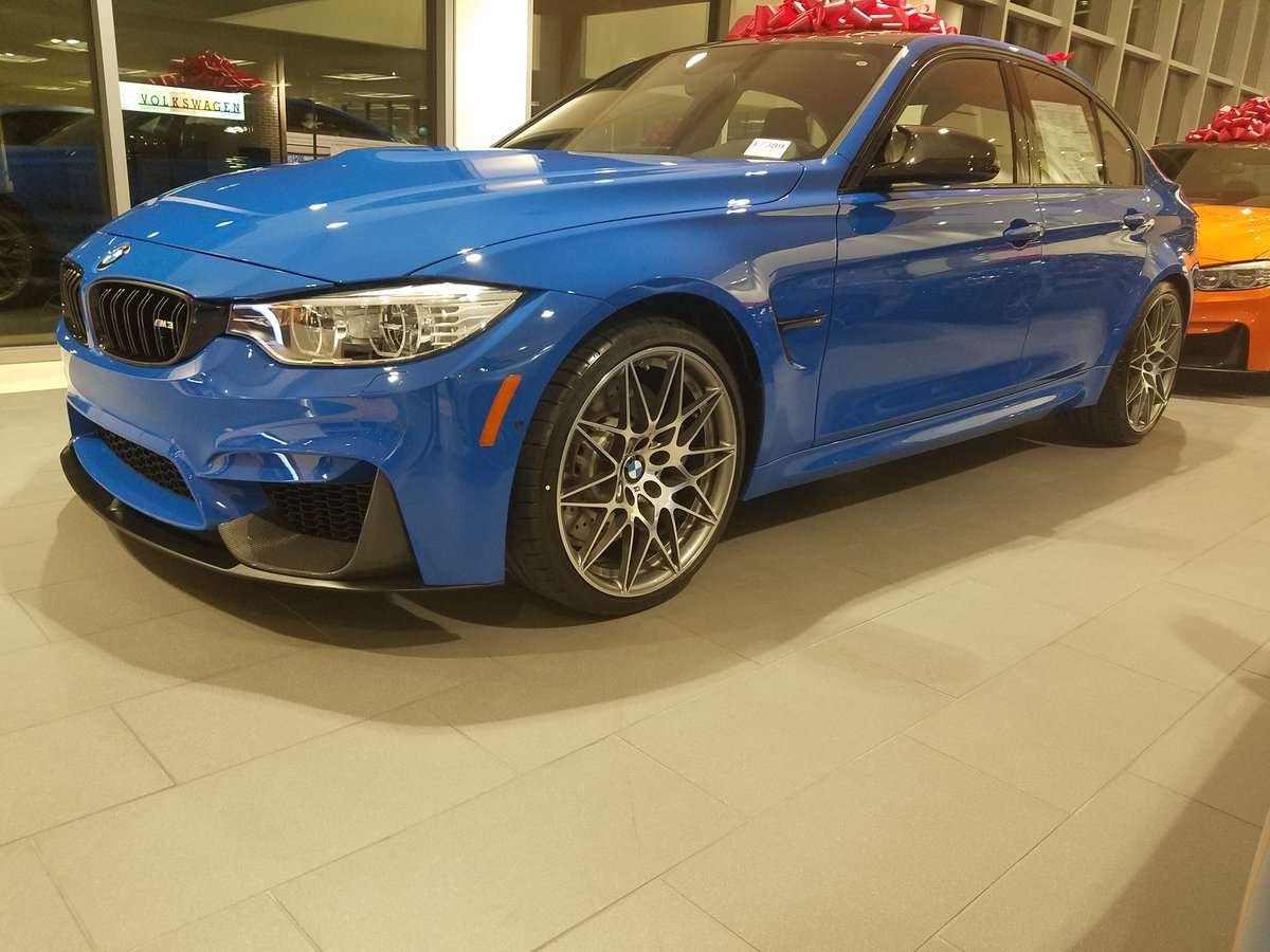 """century west bmw on twitter: """"enzian blue m3, another car added to"""