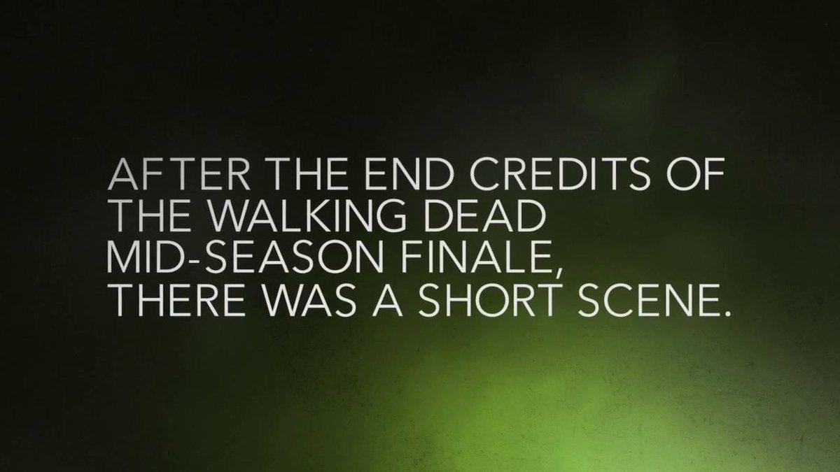 The Walking Dead: conoce la reacción de Lincoln al leer el guión