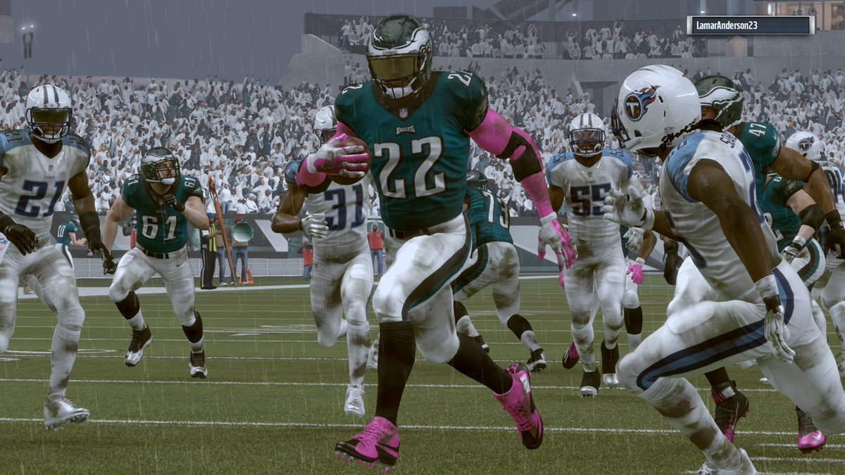 PHI survive TEN by winning in OT 26-20 behind a final run by Reynaud. Something is not right, our offense just isnt clicking right now.
