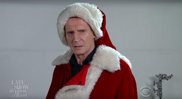 Liam Neeson auditions for Mall Santa Claus https://t.co/l5o2CsRXhY https://t.co/JEXaK8cQDv
