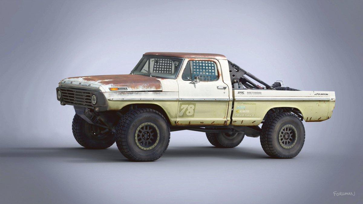 Nick Foreman On Twitter   U0026quot I U0026 39 Ve Been Making A Lot Of Trucks