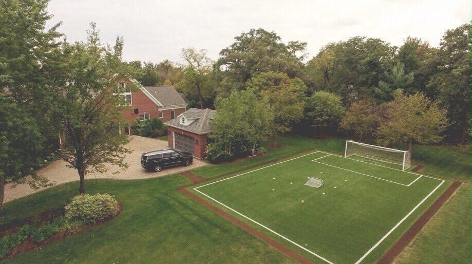 backyard goals