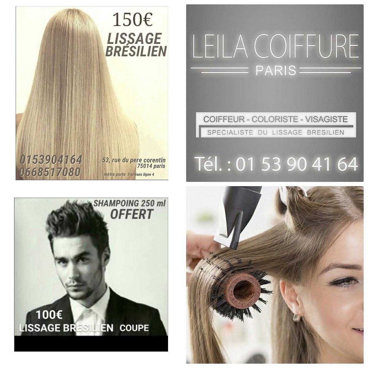0 replies 0 retweets 1 like - Coiffeur Coloriste Paris